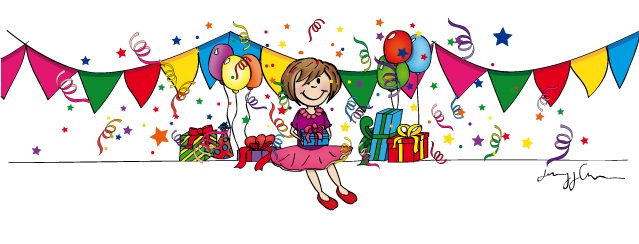 MaMaMeYa Girl's First Birthday Party