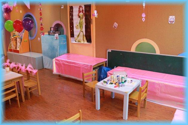 MaMaMeYa Mom n Kids Club BarbieTheme Birthday Party
