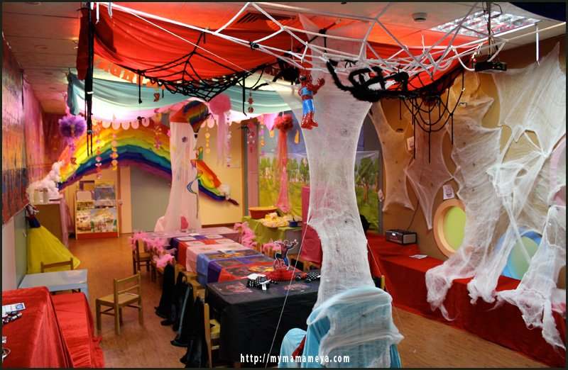 spiderman and princess party 2