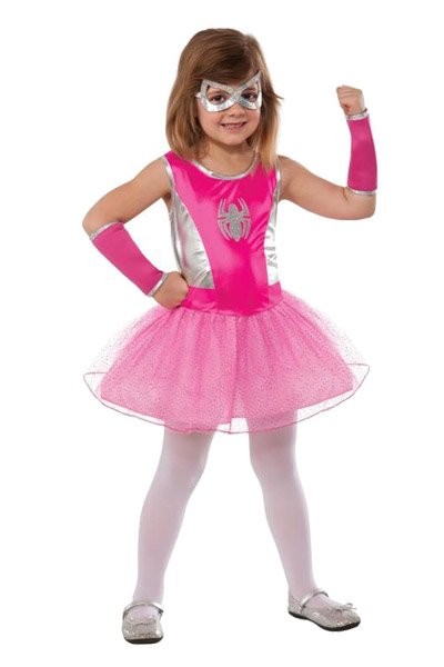Marvel Pink Spider Girl Costume