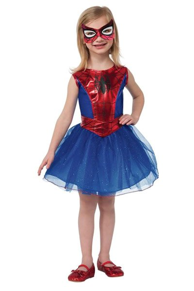 Marvel Dpider-Girl Costume